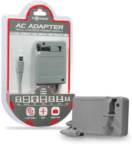 AC Adapter - New 2DS XL/New 3DS/New 3DS XL/2DS/3DS