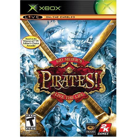 Sid Meier's Pirates! Live the Life - Xbox