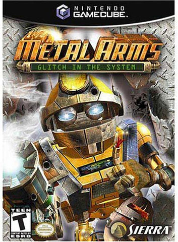 Metal Arms - Gamecube