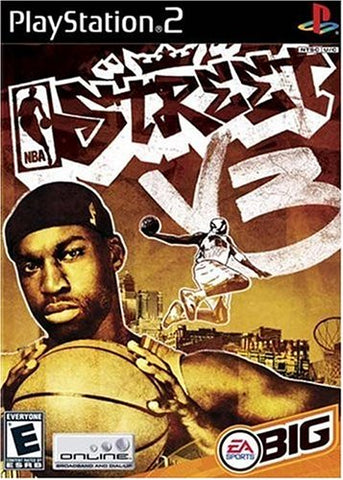 NBA Street Vol 3 - Playstation 2