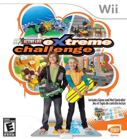 Active Life Extreme Challange - Wii