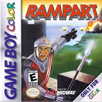 Rampart - Gameboy Color