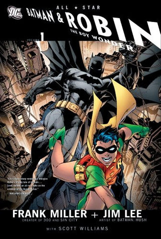 All Star Batman and Robin Volume 1