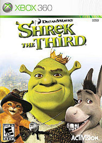 Shrek the Third - Pre-Owned Xbox 360