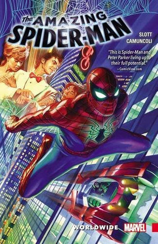 Amazing Spider-Man: Worldwide Volume 1