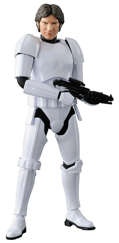 "Han Solo Stormtrooper ""Star Wars"" Star Wars Character Line 1/12"
