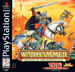 Warhammer: Shadow of the Horned Rat - Playstation