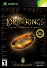 Lord of the Rings the Fellowship of the Ring - Xbox