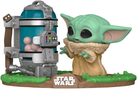 POP Deluxe Star Wars: Mandaorlian - Child With Egg Canister