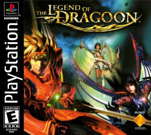 Legend of Dragoon - Playstation
