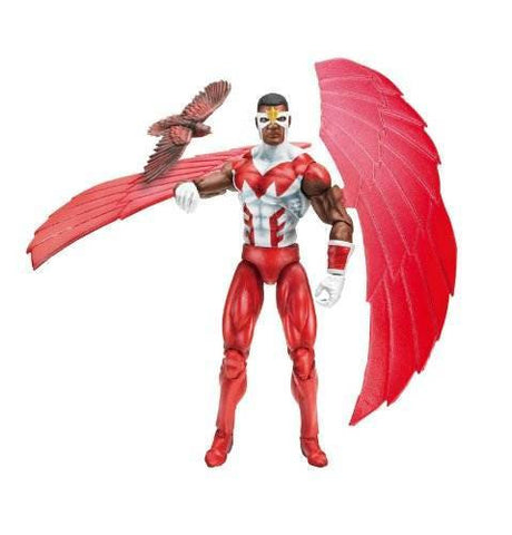 Marvel Universe - Falcon - Pre-Owned Toy