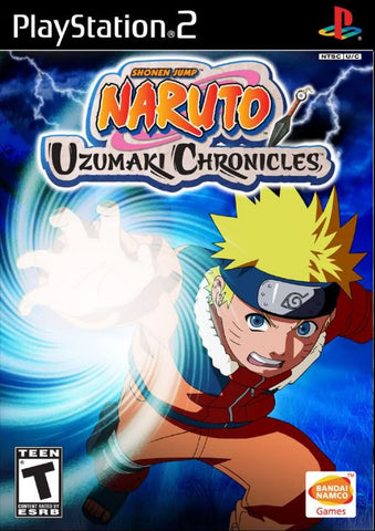 Naruto: Uzumaki Chronicles - Playstation 2