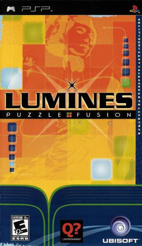 Lumines: Puzzle Colleciton - PSP