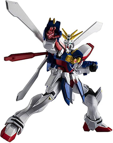 "GF13-017NJ II Burning Gundam ""Mobile Fighter G Gundam"", Bandai Tamashii Nations Gundam Universe"