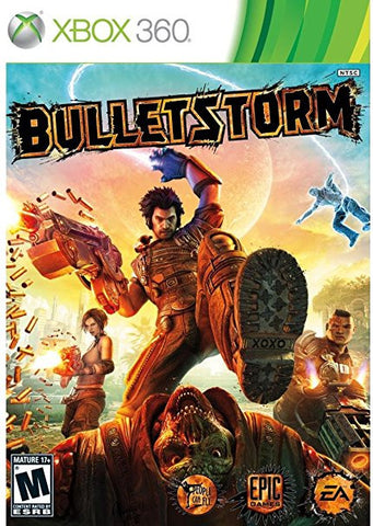 Bulletstorm - Pre-Owned Xbox 360
