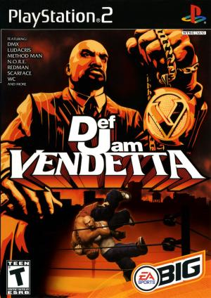 Def Jam Vendetta - Playstation 2