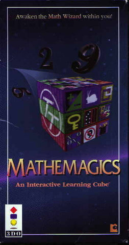 Mathemagics - 3DO