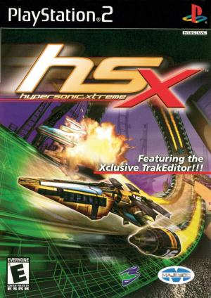 HSX: Hypersonic Xtreme - Playstation 2