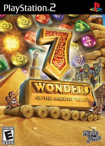 7 Wonders - PlayStation 2
