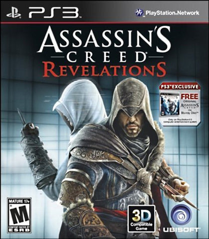 Assassin's Creed Revelations - Pre-Owned Playstation 3