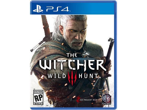 The Witcher 3: Wild Hunt - Pre-Owned Playstation 4