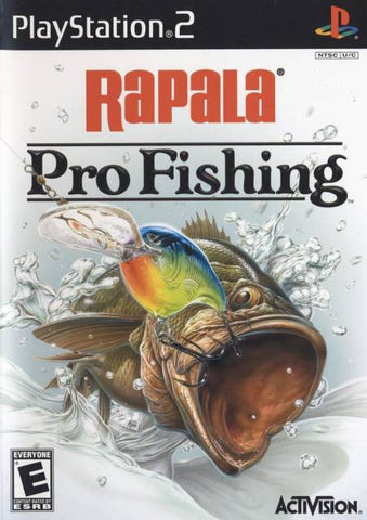 Rapala Pro Fishing - Playstation 2