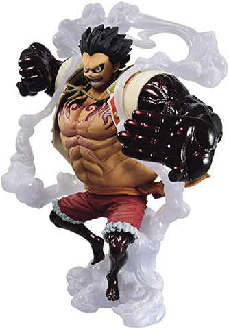 One Piece King of Artist The Monkey.D.Luffy Gear4 Special Figure (ver.1)