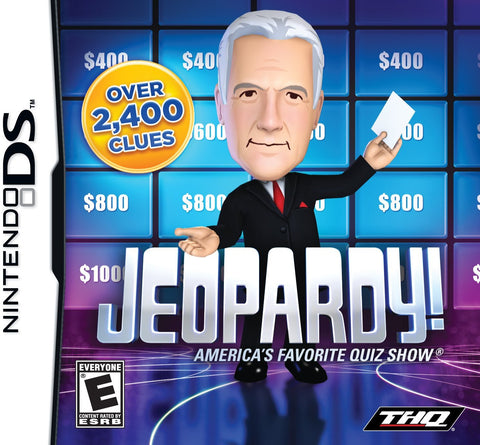 Jeopardy! - DS