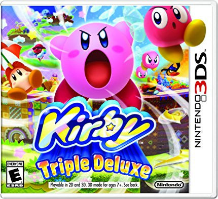 Kirby Triple Deluxe - Pre-Owned 3DS
