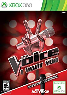 The Voice - Pre-Owned Xbox 360