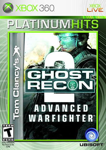 Tom Clancy's Ghost Recon: Advanced Warfighter 2 - Pre-Owned Xbox 360