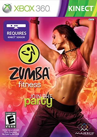 Zumba Fitness - Pre-Owned Xbox 360