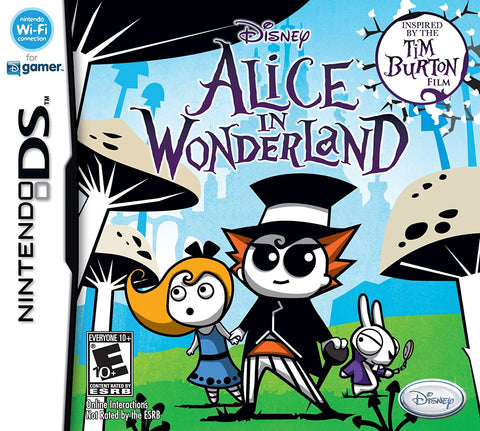 Alice In Wonderland - DS