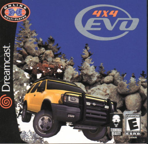 4x4 Evolution - Dreamcast