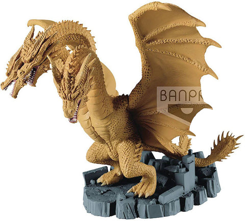 King Ghidorah 2019 Figure