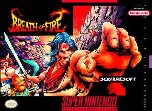 Breath of Fire - SNES