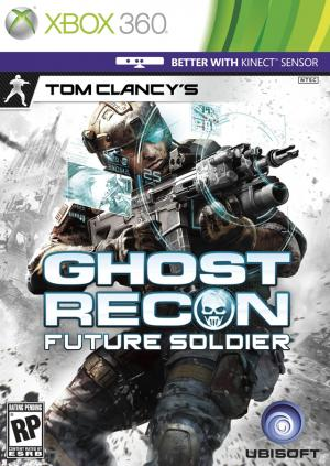 Tom Clancy's Ghost Recon: Future Soldier - Pre-Owned Xbox 360
