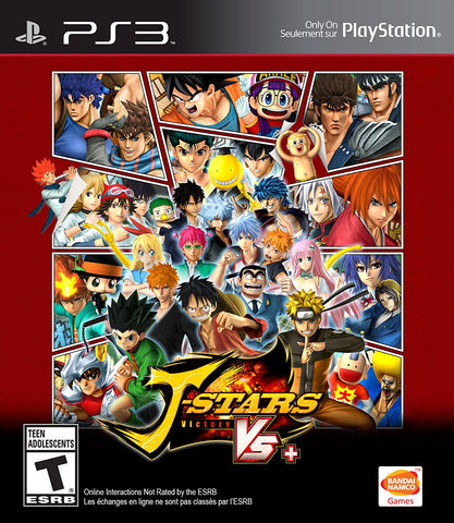 J-Stars Victory VS+ - Pre-Owned Playstation 3