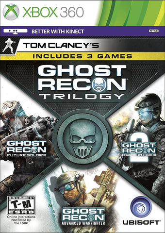 Tom Clancy's Ghost Recon Trilogy - Pre-Owned Xbox 360