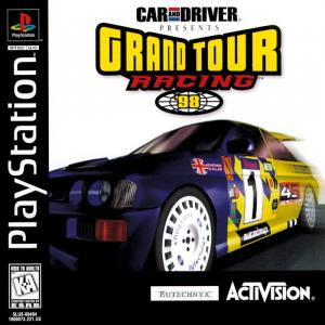 Car and Driver Presents Grand Tour Racing 98 - Playstation