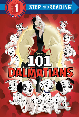 Step Into Reading: 101 Dalmatians