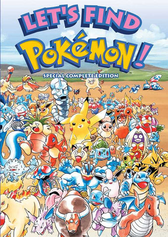 Let's Find Pokemon! Special Complete Edition