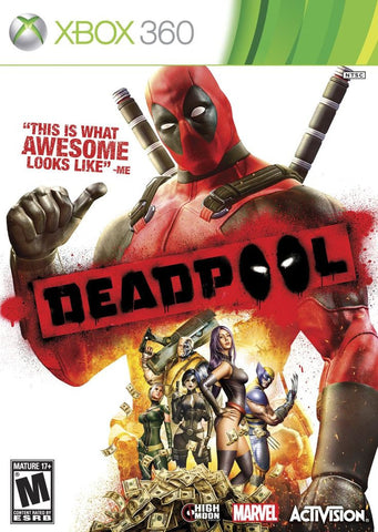 Deadpool the Game - Pre-Owned Xbox 360