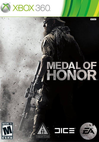 Medal of Honor - Pre-Owned Xbox 360