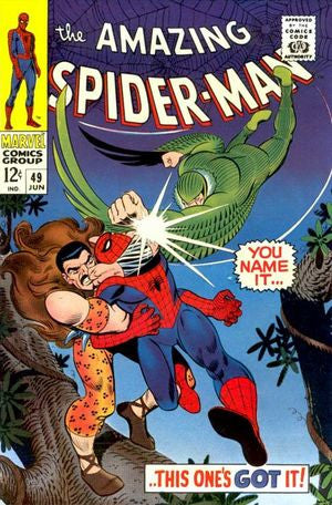 Amazing Spider-Man #49 (1967)
