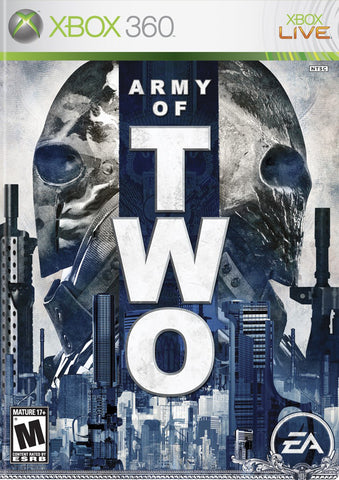 Army of Two - Pre-Owned Xbox 360