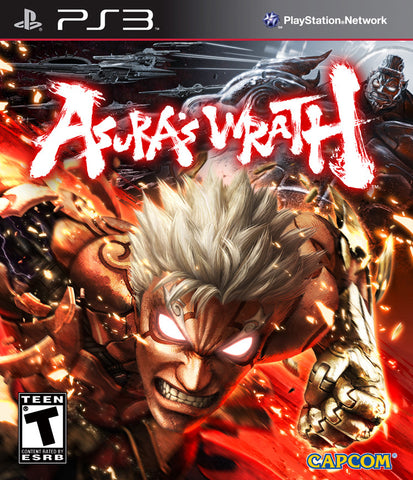 Asura's Wrath - Pre-Owned Playstation 3