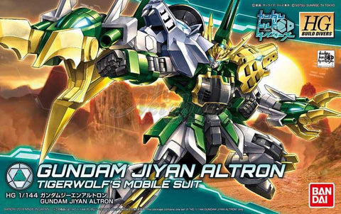 1/144 #11 Gundam Jiyan Altron Gundam Build Divers
