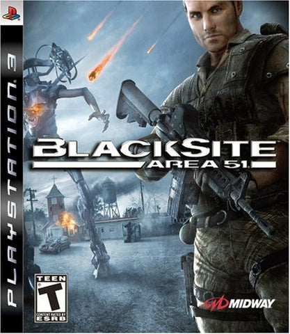 Blacksite Area 51 - Pre-Owned Playstation 3