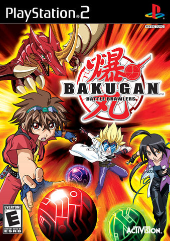 Bakugan - Playstation 2